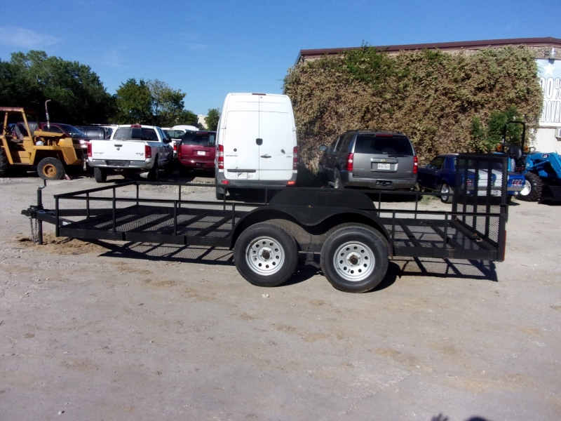 Deep South Trailers 16X83 UTILITY TRAILER 2020 price $2,295