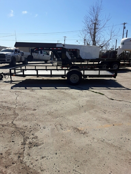 XON 16X77 SINGLE AXLE 2020 price $2,295