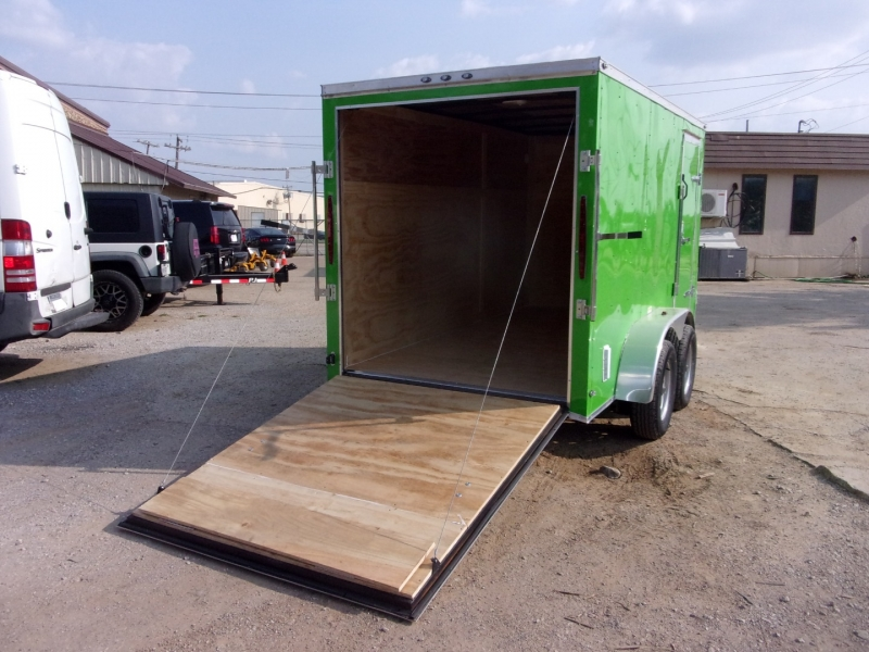Deep South Trailers 12X83 ENCLOSED 2020 price $4,095