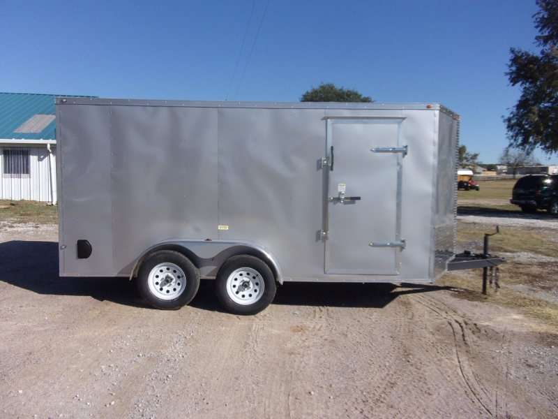 Deep South Trailers 14X7 ENCLOSED 2020 price $4,995