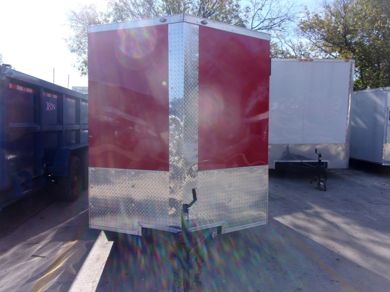 Deep South Trailers 12X83 ENCLOSED 2020 price $2,995
