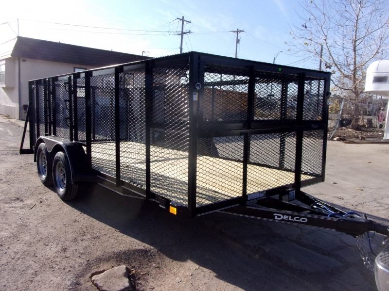 Delco Trailers 16X83 UTILTY TRAILER 2020 price $4,395