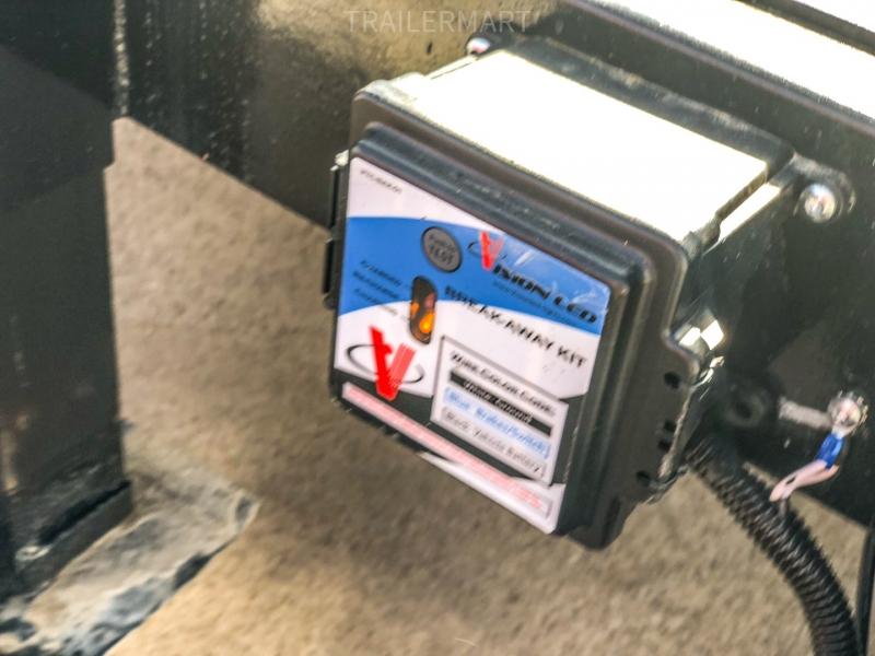 Delco Trailers 20X83 EQUIPTMENT HAULER 7K AXLES+RAMPS 2020 price $5,095