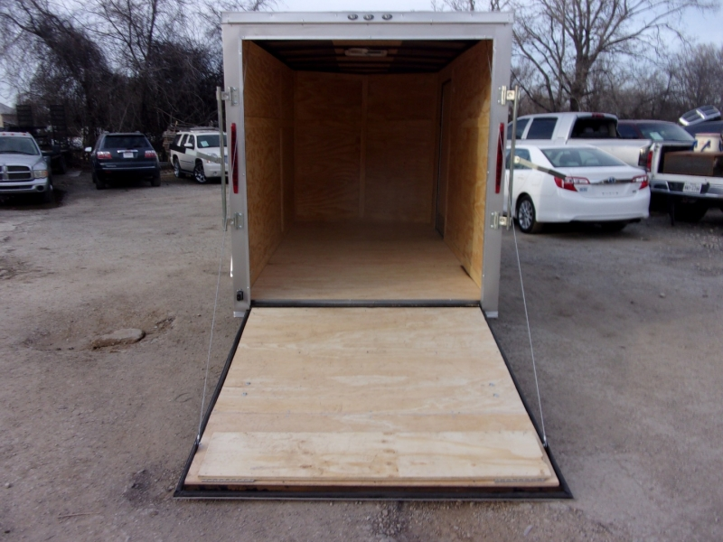 Deep South Trailers 12X7 ENCLOSED SINGLE AXLE 2021 price $3,495
