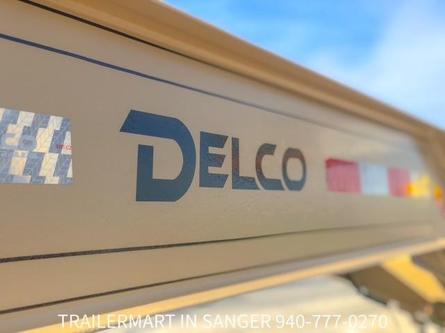 Delco Trailers 14X83 GOOSENECK 2021 price $9,495