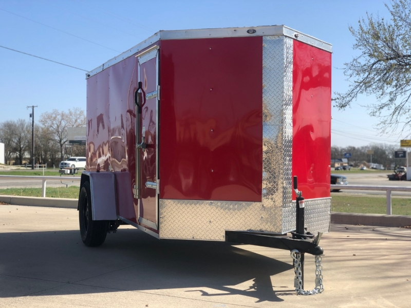 ENCLOSED TRAILERS DEEP SOUTH 8X5 ENCLOSED 2021 price $2,795