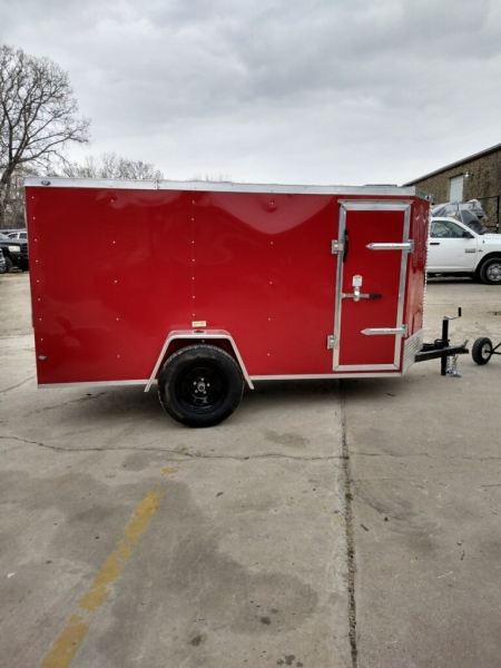 ENCLOSED TRAILERS DEEP SOUTH 10X5 ENCLOSED TRAILER 2021 price $2,795
