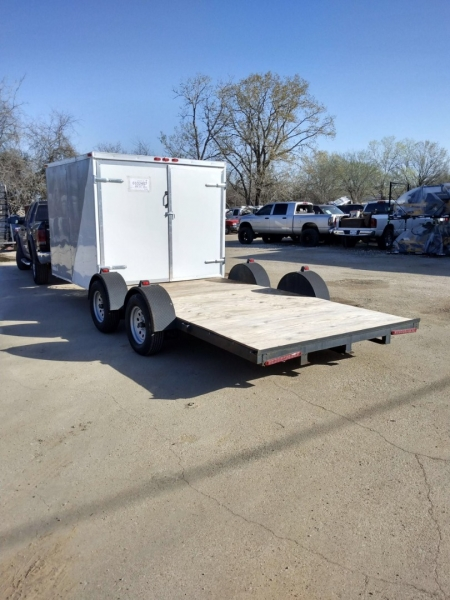 ENCLOSED TRAILERS 20X83X5 2020 price $4,995
