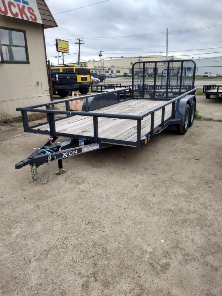 UTILITY TRAILERS X/ON 16X83 PIPE-TOP 2020 price $3,995