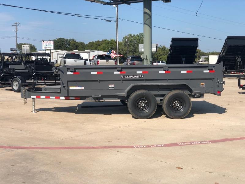 DUMP TRAILER 14X83 DUMP TRAILER 2021 price $11,595