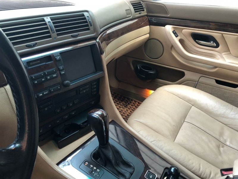 BMW 7 Series 1999 price $8,700
