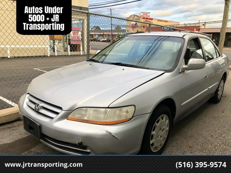 Honda Accord 2002 price $1,250