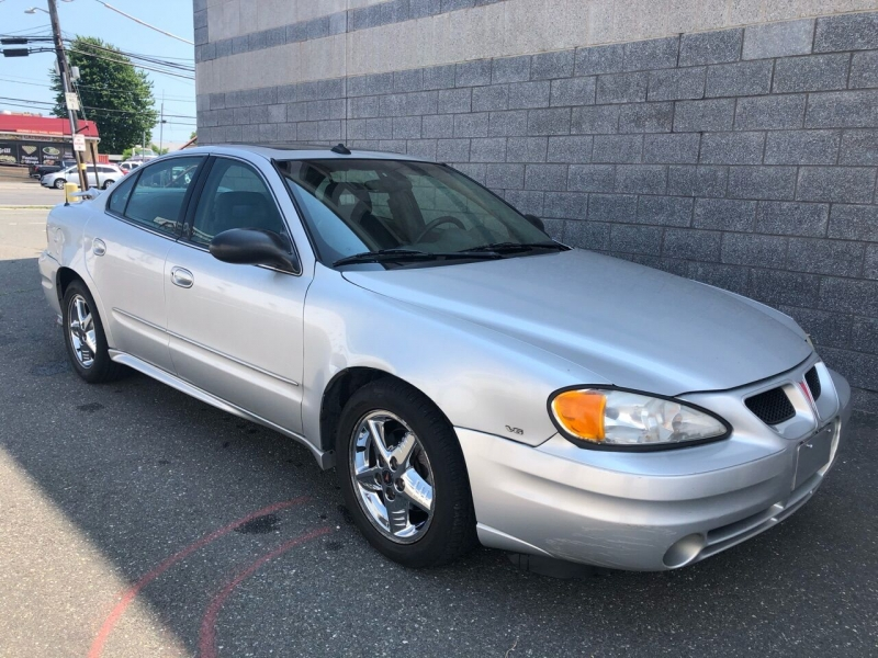 Pontiac Grand Am 2003 price $1,750