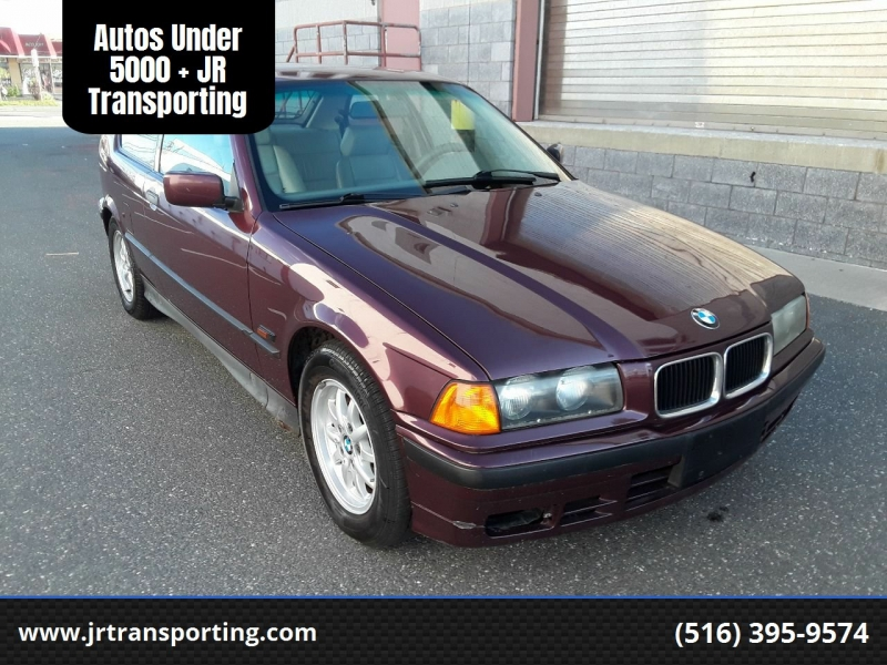 BMW 3 Series 1995 price $4,200