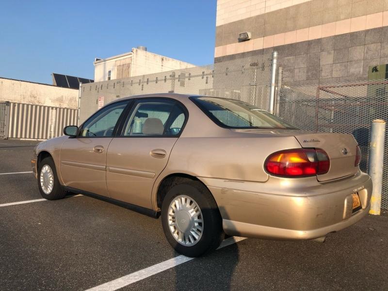 Chevrolet Malibu 2003 price $2,400