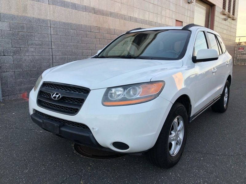 Hyundai Santa Fe 2008 price $3,750