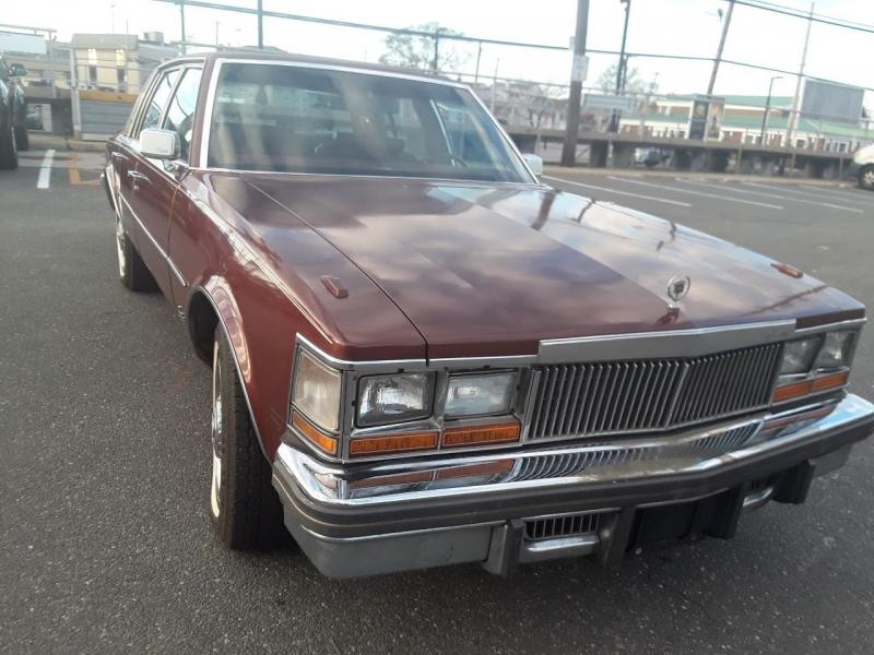 Cadillac Seville 1978 price $8,500