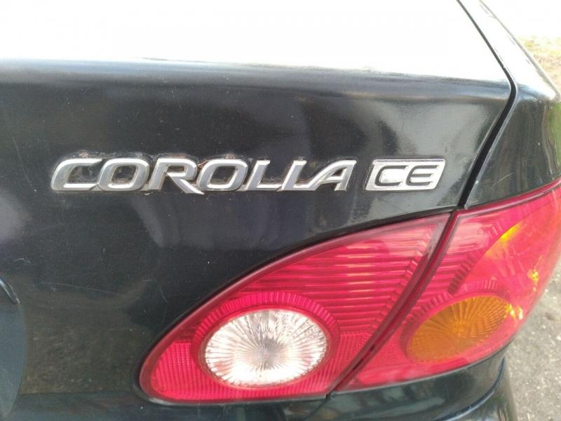 Toyota Corolla 2003 price $1,850