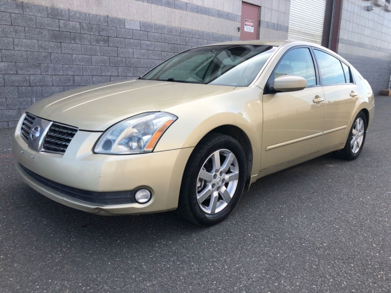 Nissan Maxima 2004 price Call for Pricing.