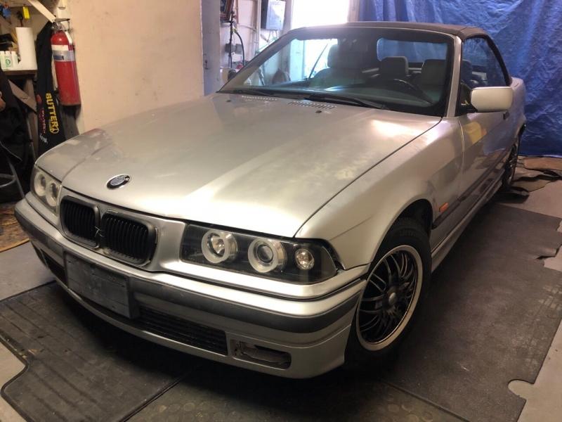 BMW 3 Series 1999 price $3,000