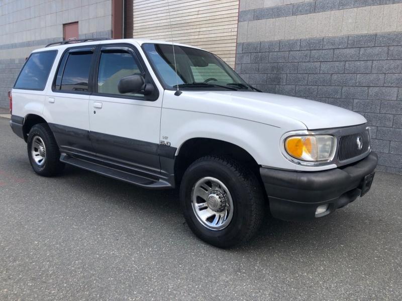 Mercury Mountaineer 1999 price $2,750