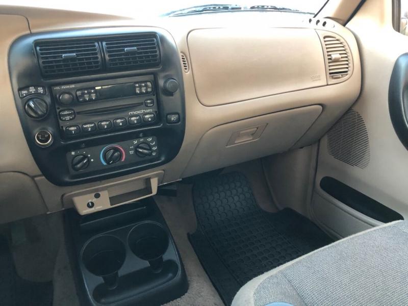 Ford Ranger 2002 price $4,200