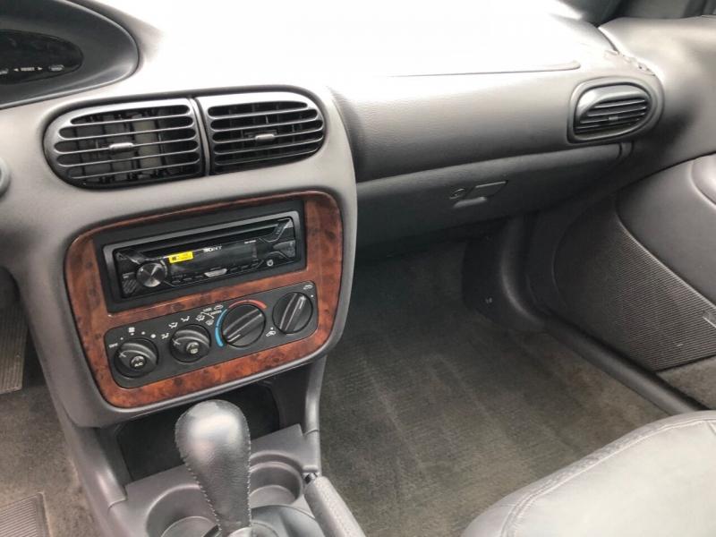 Chrysler Sebring 1999 price Call for Pricing.