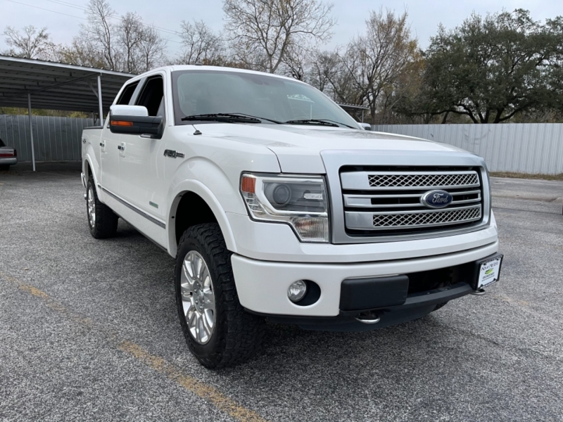 Ford F-150 2013 price $24,690