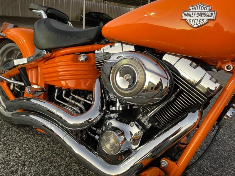 Harley-Davidson SOFTAIL ROCKER C 2008 price $8,999