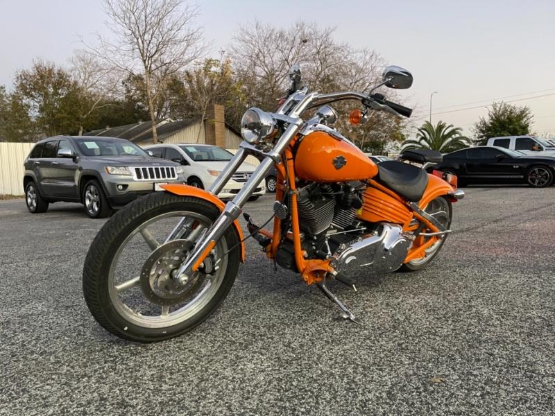 Harley-Davidson SOFTAIL ROCKER C 2008 price $10,990