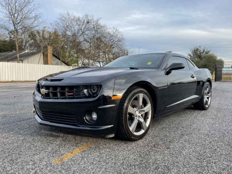 Chevrolet Camaro 2012 price $20,990