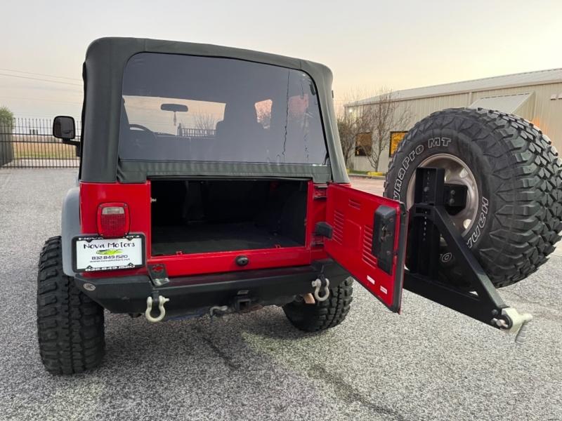 Jeep Wrangler 2006 price $12,990
