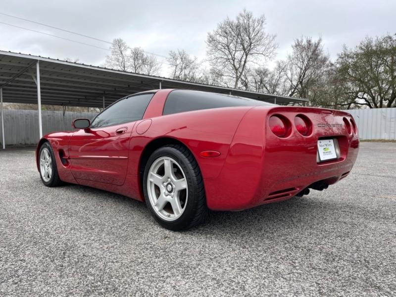 Chevrolet Corvette 1998 price $15,990