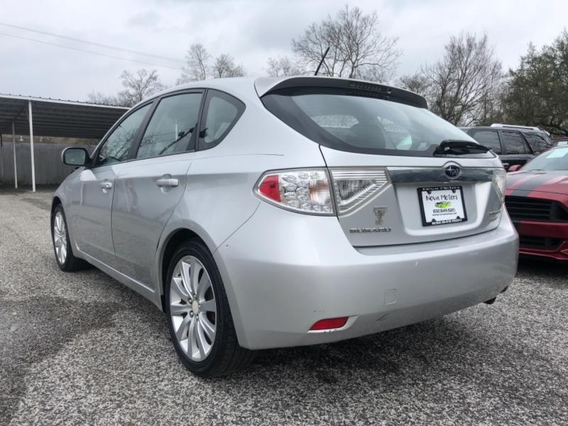 Subaru Impreza Wagon (Natl) 2008 price $6,990