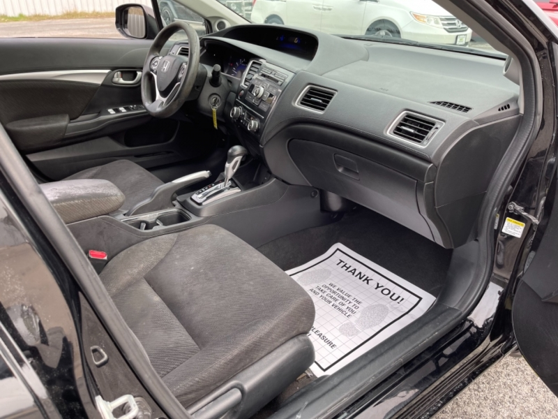 Honda Civic Sdn 2013 price $7,450