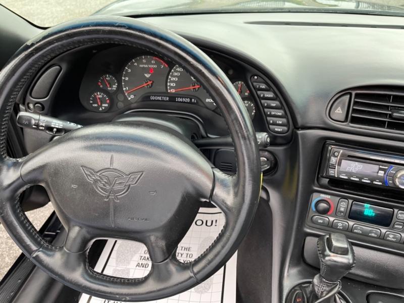 Chevrolet Corvette 2004 price $14,990