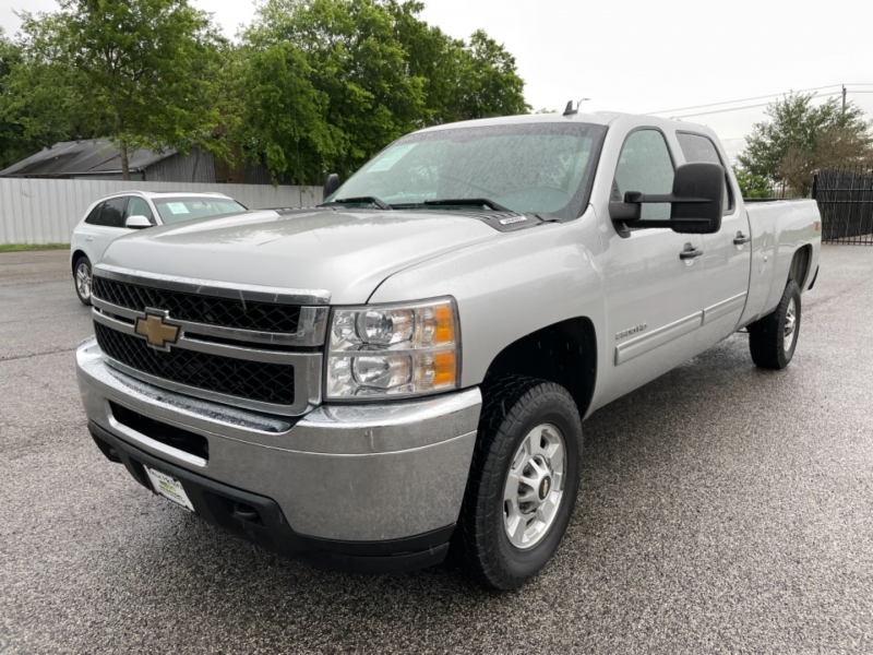 Chevrolet Silverado 2500HD 2011 price $13,990