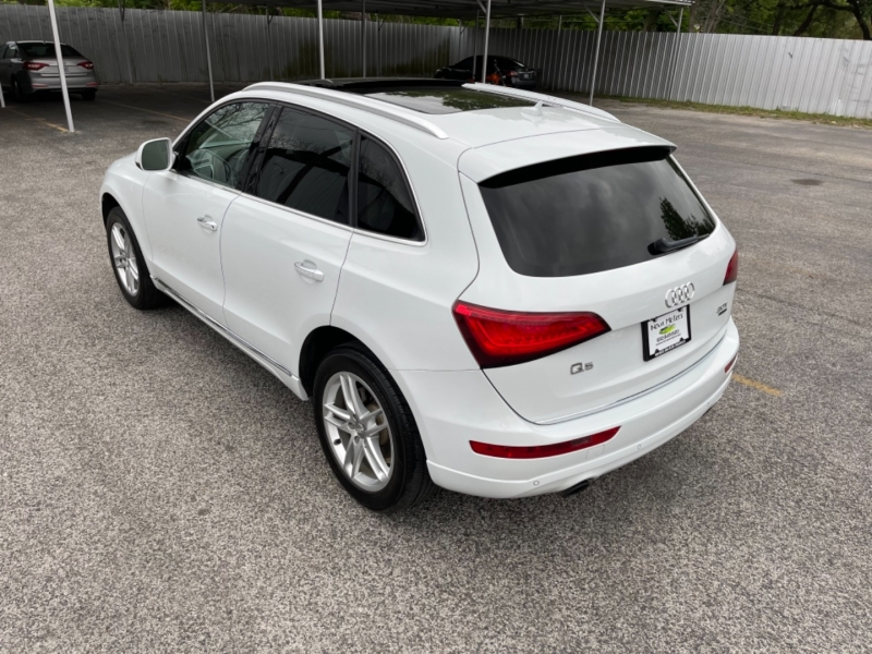 Audi Q5 2016 price $22,790