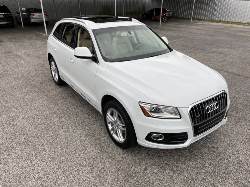 Audi Q5 2016 price $22,990