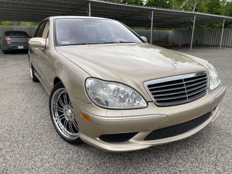 Mercedes-Benz S-Class 2006 price $10,990
