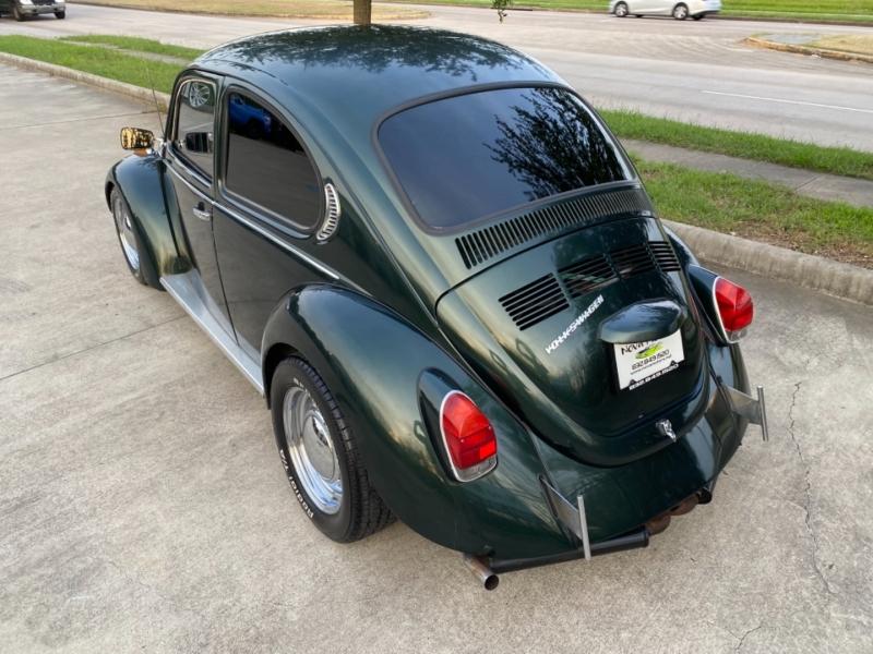 Volkswagen Beetle 1972 price $9,990