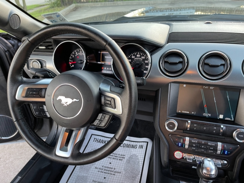Ford Mustang 2017 price $31,990