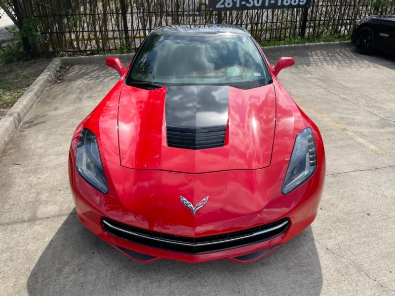 Chevrolet Corvette Stingray 2014 price $45,990