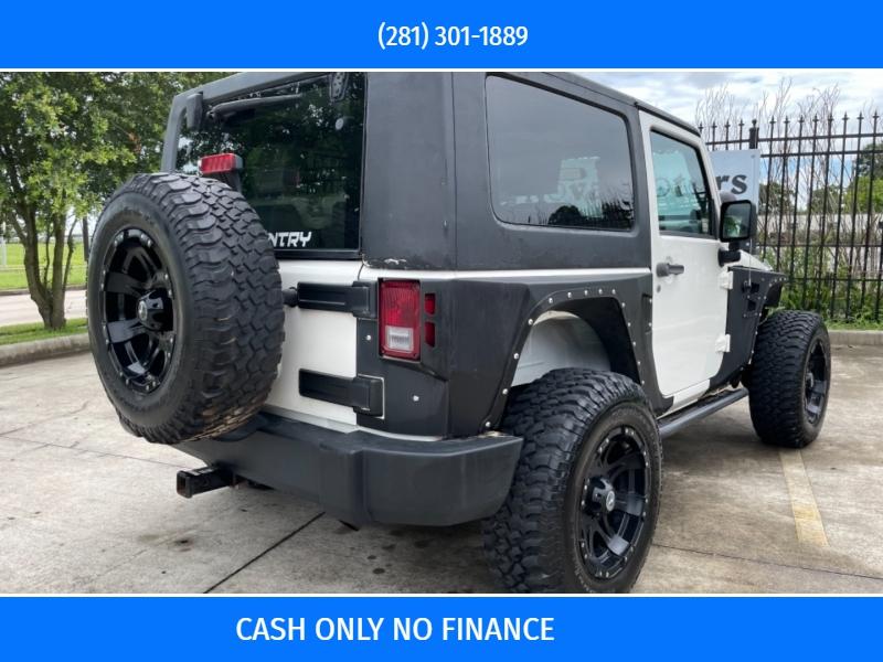 Jeep Wrangler 2008 price $14,990