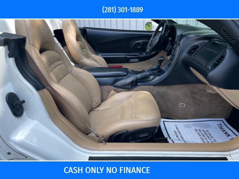 Chevrolet Corvette 2003 price $12,990