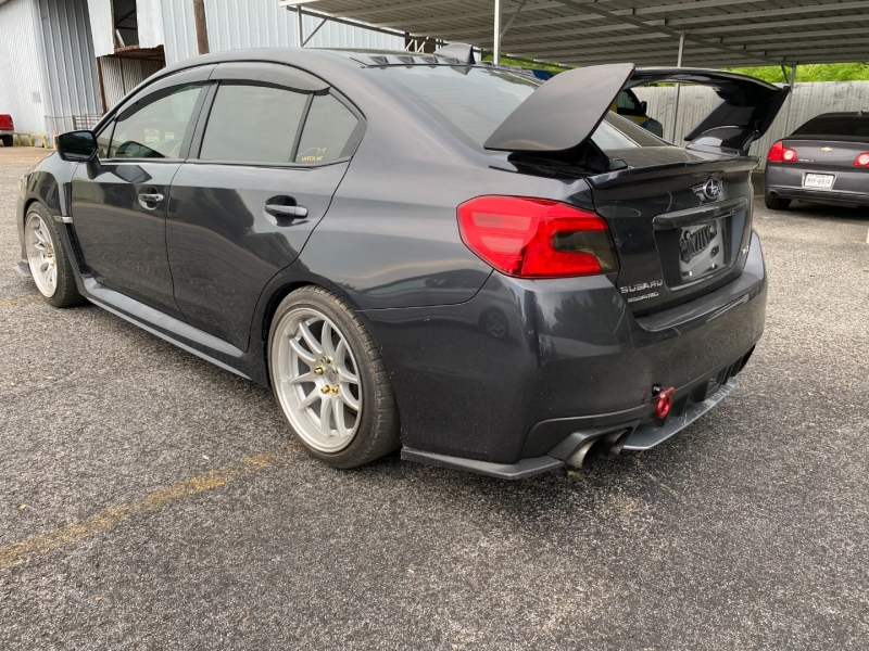 Subaru WRX 2016 price $21,990