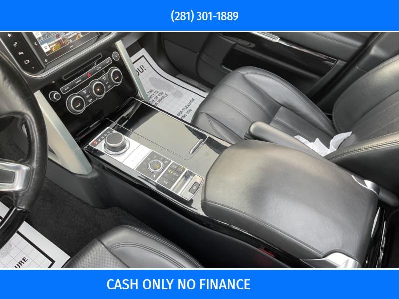Land Rover Range Rover 2016 price $36,990