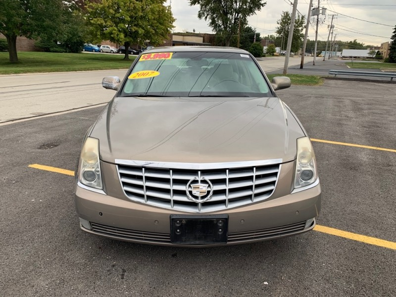 CADILLAC DTS 2007 price $2,999