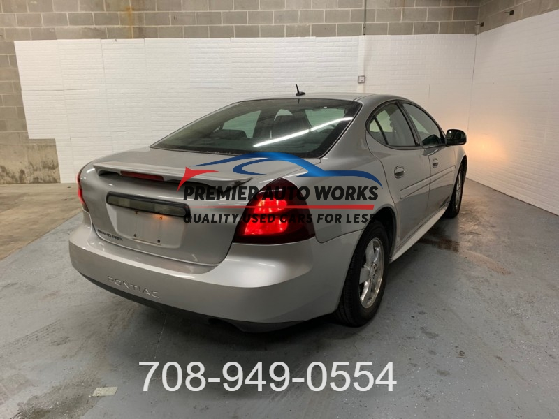 PONTIAC GRAND PRIX 2007 price $3,999
