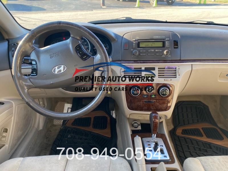 HYUNDAI SONATA 2007 price $2,999